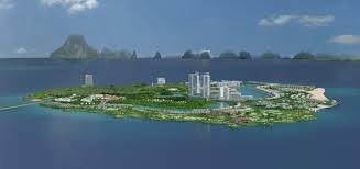 Đảo Tuần Châu, Wietnam•oficjalna strona inwestycji Đảo Tuần Châu