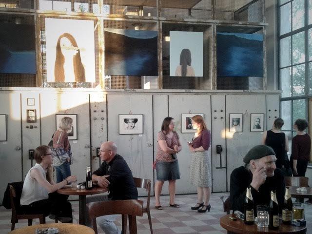 "Wernisaż wystawy ""Dilemma"", straubing•foto: D. Jaworska"