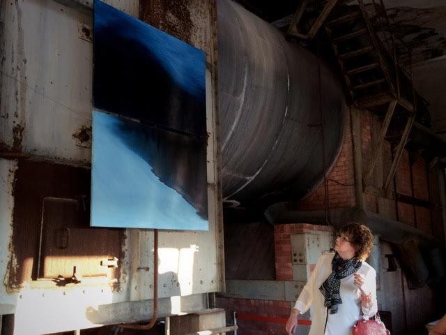 """Wernisaż wystawy """"Dilemma"""" Straubing, Niemcy•foto: D. Jaworska"""