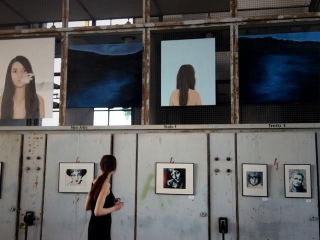 """Wystawa malarstwa """"Dilemma"""", Straubing, Niemcy•foto: D. Jaworska"""