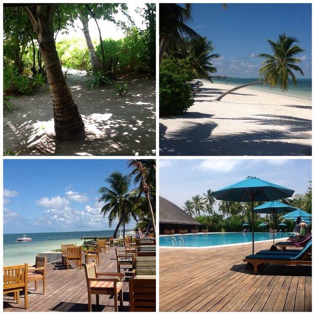 Herrathere Island Resort, Addu Atol, Malediwy•Foto: D.Jaworska