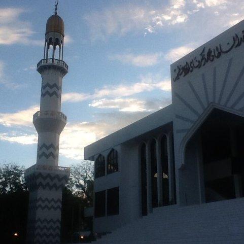 foto: D. Jaworska, Male City, Friday Mosque, najważniejszy meczet w mieście