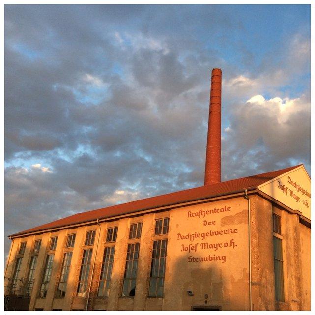 Stara cegielnia w Straubing.•Foto: D.Jaworska
