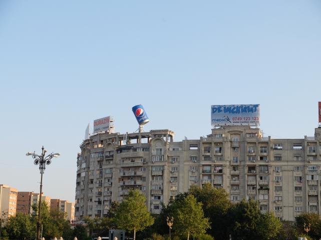 Bukareszt. Foto: D. Jaworska