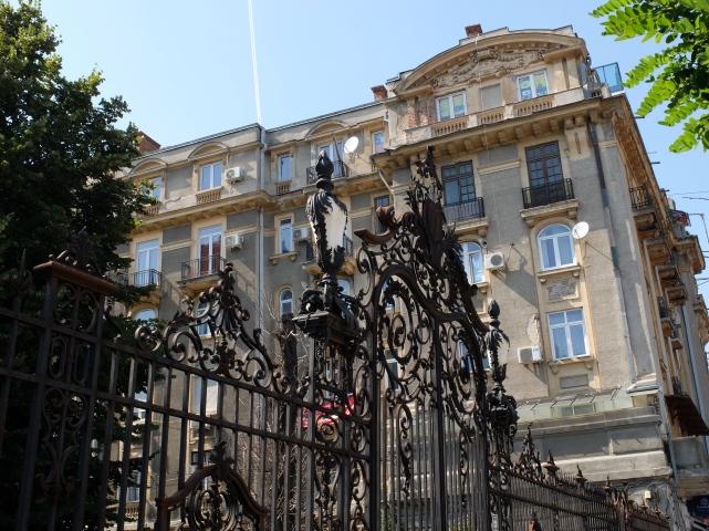 Calea Victorei, Bukareszt•foto: D. Jaworska