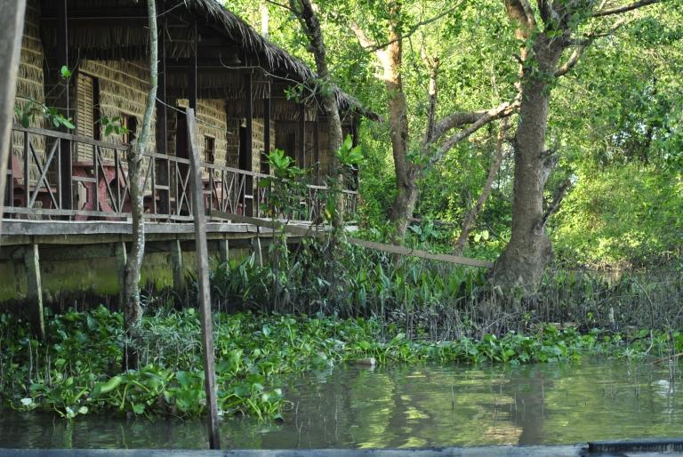 Homestay w Delcie Mekongu. Wietnam. Foto: D. Jaworska