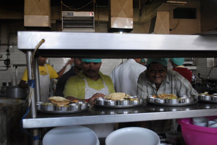 annapurna Restaurent. Waranasi. Indie Foto: D. Jaworska