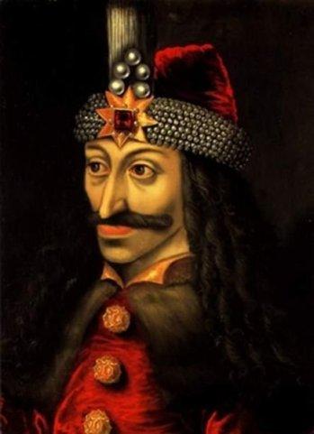 Vlad (Tepes) Palownik w portrecie autorstwa nieznanego malarza. Vlad Palownik - syn hospodara wołoskiego Vlada II Drakuli znany był z wyjątkowego okrucieństwa. Inspirował do opowieści o okrucieństwie tak szczególnym, że moża je łatwo przełożyć na wysysan•foto: Wikipedia