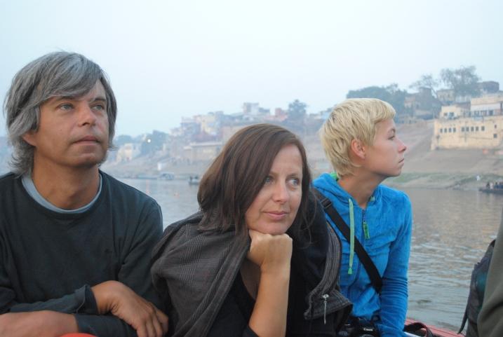 Świt na Gangesie