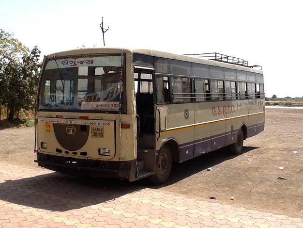 Tysiąc mil autobusem po Indiach